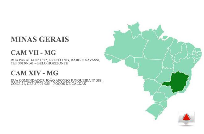 Câmaras Minas Gerais