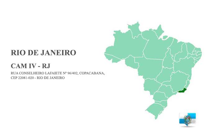 Câmaras Rio de Janeiro