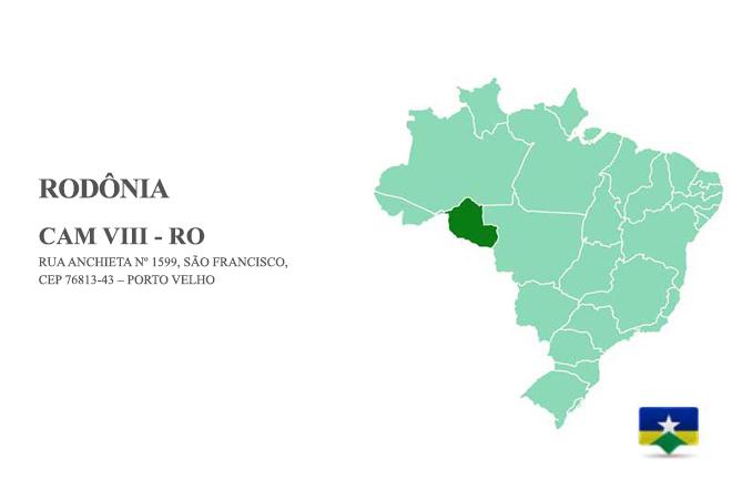 Câmaras Rondônia