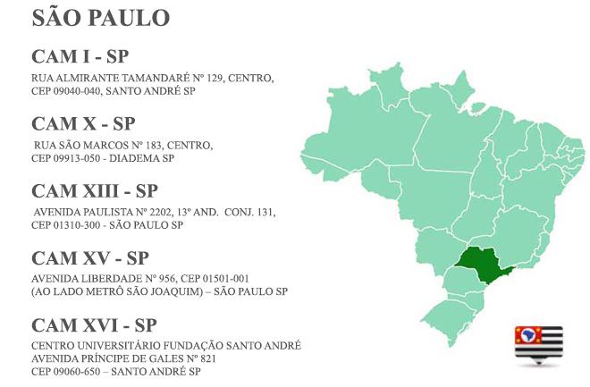 Câmaras em São Paulo